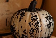 Season: Autumn / Home decor and food ideas for the Fall/Halloween/Thanksgiving season. / by Jennifer Bates
