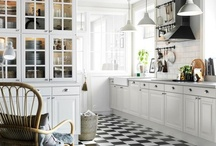 IKEA Kitchens / by Robin Grey