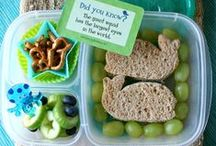 Healthy Kid Lunches / by Molly Sims