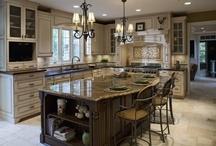 Kitchen remodel ideas / by Vanessa P