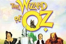 Off to see the Wizard . . . The Wonderful Wizard of OZ / by Granny Pat