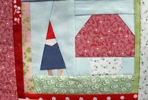 Paper Piecing / by Sue Staum