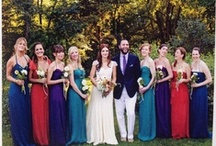 Bridesmaid Dress Ideas / by Kristie Borgmann
