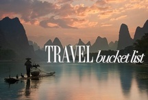 Travel Bucket List / Places I would love to visit one day... / by YUMI KIM