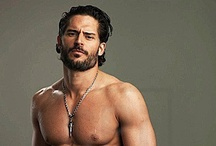 Man Candy ~ Yum! / by Molly Wolf