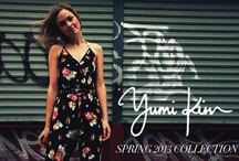 Yumi Kim Spring 2013  / Take a look at the Yumi Kim collection for Spring 2013 / by YUMI KIM