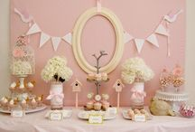 Ashlyn's 13th birthday  / This is going to be an awesome shabby chic with antique party! / by Amanda Waters