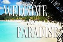 Paradise  / Our 2014 Resort collection is full of picture-perfect pieces for every island getaway  / by YUMI KIM