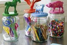 Kids Crafts / by Kristine Remer