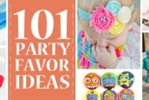 Party Favor Ideas / by Kristine Remer