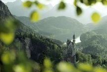 I want to live in a CASTLE!  / by Sarah Marie