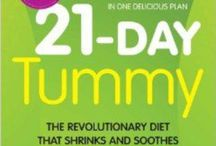 21 Day Tummy / Healthy eating / by Tricia MacKinnon