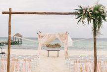 Destination: Playa Del Carmen / by LVL Weddings