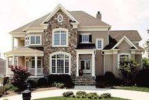 Houses / by Treasure Lodge