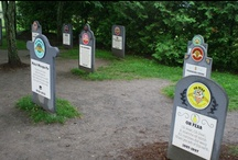Flavor Graveyard / Yes, we have an actual Flavor Graveyard where we lay our dearly depinted to rest. / by Ben & Jerry's
