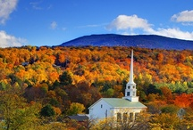 Vermont / We're in a Green Mountain state of mind. / by Ben & Jerry's