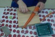 Food Preparation, Montessori style / by C Montessori