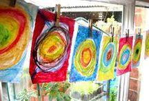 artist study  / by C Montessori