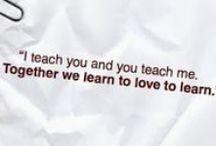 Quotes for Montessori Teachers / by C Montessori