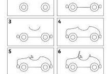 Drawing for Preschoolers / by C Montessori