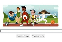 Doodles Google / by Isabeluchi Mongar