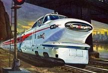 Trains / by Bernhard Schipper