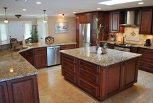 2012 Kitchen Contest Winners / by Cabinet Giant