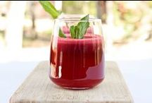 Smoothies & Juices / A collection of smoothie and juice recipes you cannot go wrong with! / by Pink Pad