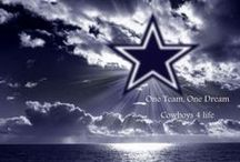 Dallas Cowboys / by Valerie Albert