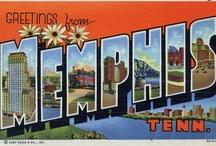 Postcard Greetings from... - Vintage / by GreenEyeGirl - That's Me