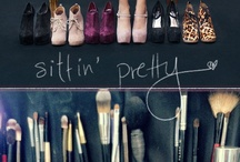 Makeup junkie / by Melissa Zapata Butler