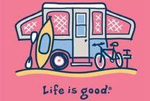 A Camping Life / by brandi raley