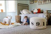 Kids Bedrooms / by Jennifer