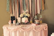 Baby Shower Ideas / by Laura Rios