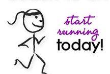 Running / by Cassie Diamond
