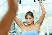 Arm Workouts / by Cassie Diamond