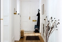 Home • Entryway / by • Ginylle •