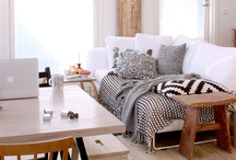 Home • Living Room / by • Ginylle •