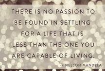 words of wisdom / by Mackenzie Lyons