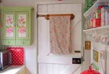 kitchens / by Anne Moore
