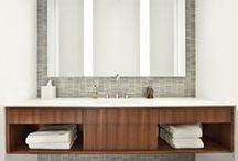 bathrooms / by jana marie