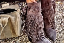 boots / by Ashley Roberts