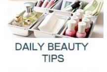 Beauty Tips / by Christina Lovelace Nair