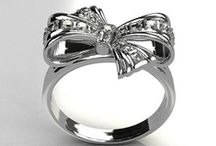 Pretty Rings / by Catherine Locke
