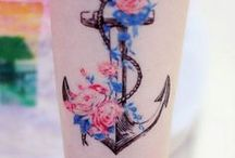 Ṭᾰ☂†⍥♨ ẶԻ† / Tattoos  / by Catherine Locke