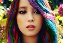 нαιя ¢σℓσя / Colored hair  / by Catherine Locke