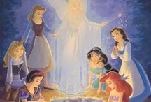 Disney Princesses / by Catherine Locke