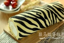 Roll Cake / I changed pinterest to............. http://pinterest.com/onetip/  / by Tiff Tha