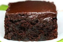 Chocolate Goodness / by Cathy Olds