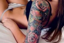 tattoos / by Monika Pietrzak